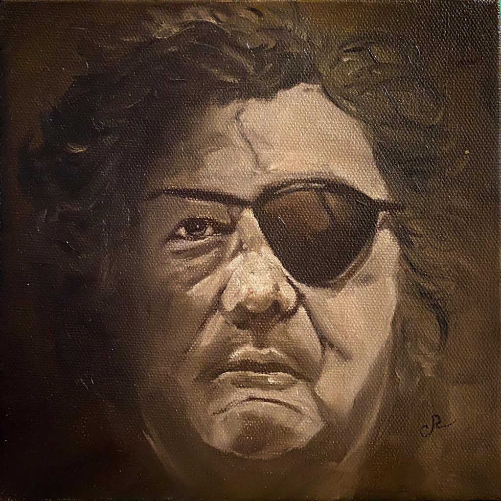 dale chihuly portrait