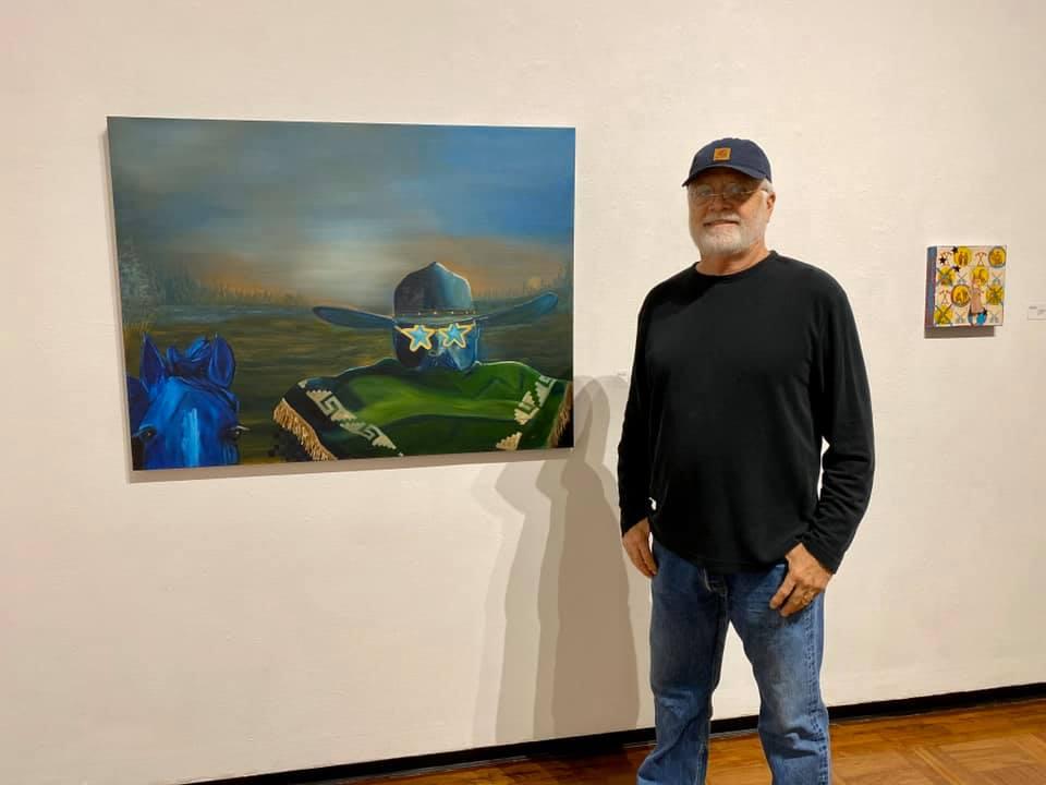 chris reecer art exhibit
