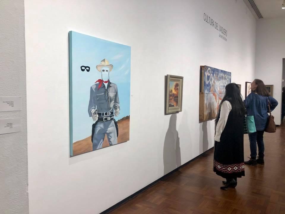 Lone Pilgrim on Exhibit in Fort Worth